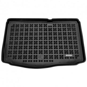 Rubber kofferbakmat Hyundai i20 Premium lage vloer kofferbak 2014-heden