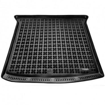 Rubber kofferbakmat Seat Alhambra 7-zits met de derde zitrij gevouwen 2010-heden