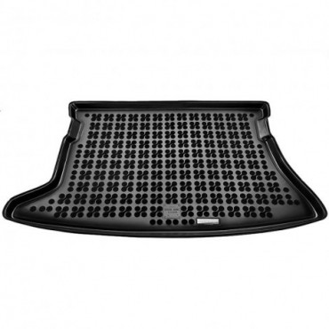 Rubber kofferbakmat Toyota Auris Hatchback 2007-2012