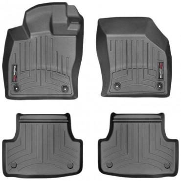 Weathertech 3D automatten Seat Leon ST 2013-heden