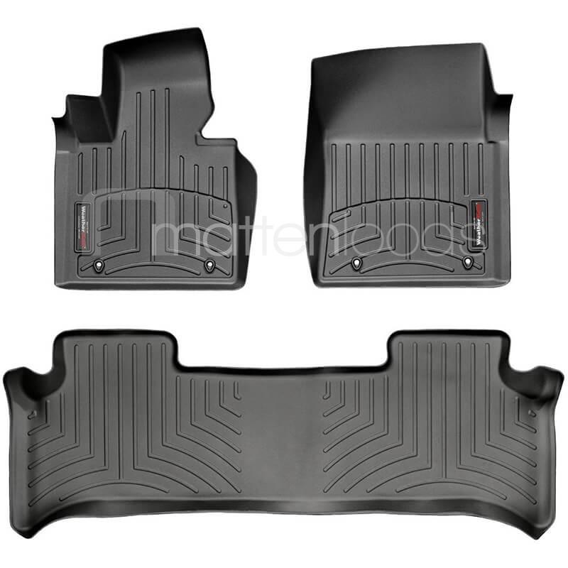 Landrover Range Rover automatten zwart