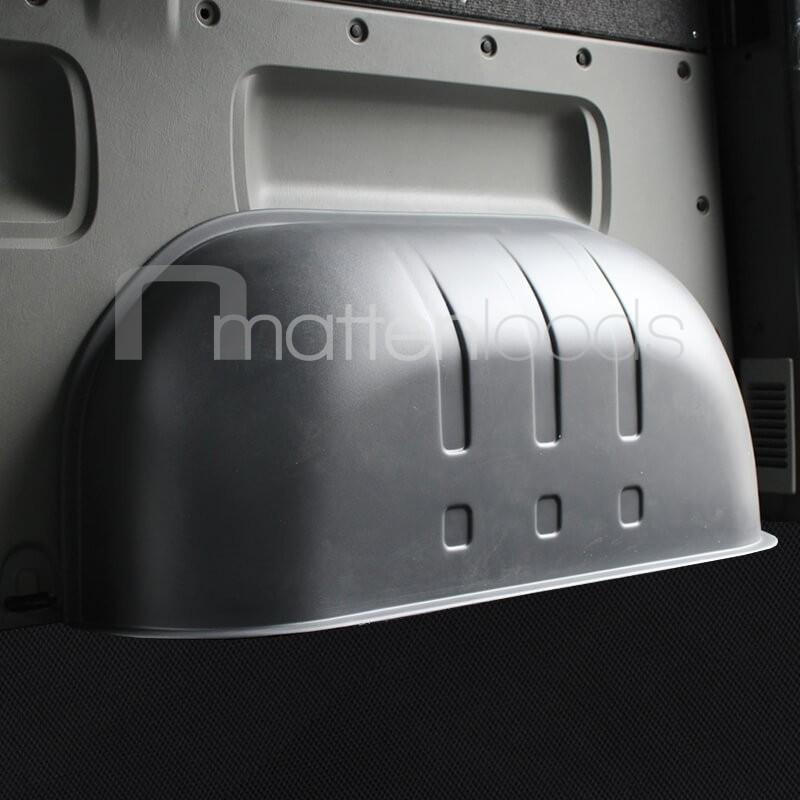 Kunststof wielkastbescherming Mercedes Sprinter