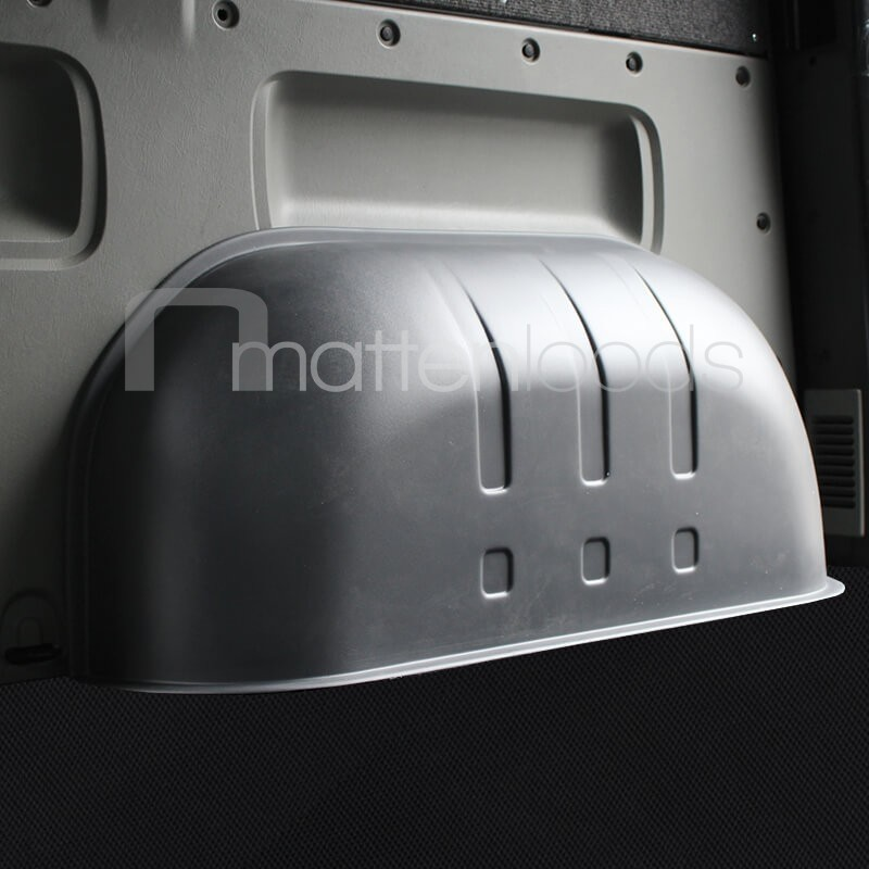 Kunststof wielkastbescherming Citroën Jumper