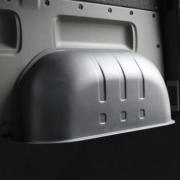 Kunststof wielkastbescherming Volkswagen Crafter (achterwielaandrijving) 2017-heden