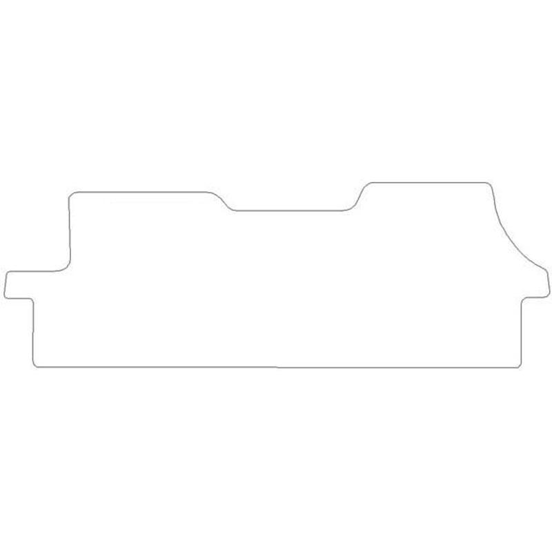 Automatten Fiat Ducato voormat 2006-2014