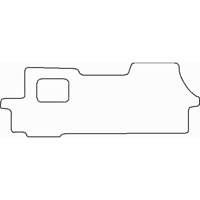 Goedkope automatten Fiat Ducato voormat 2014-heden