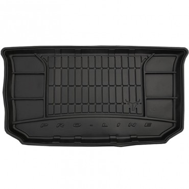 All Weather rubber kofferbakmat Smart Forfour 2014-heden