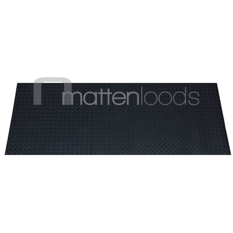 All weather dubbele cabine mat