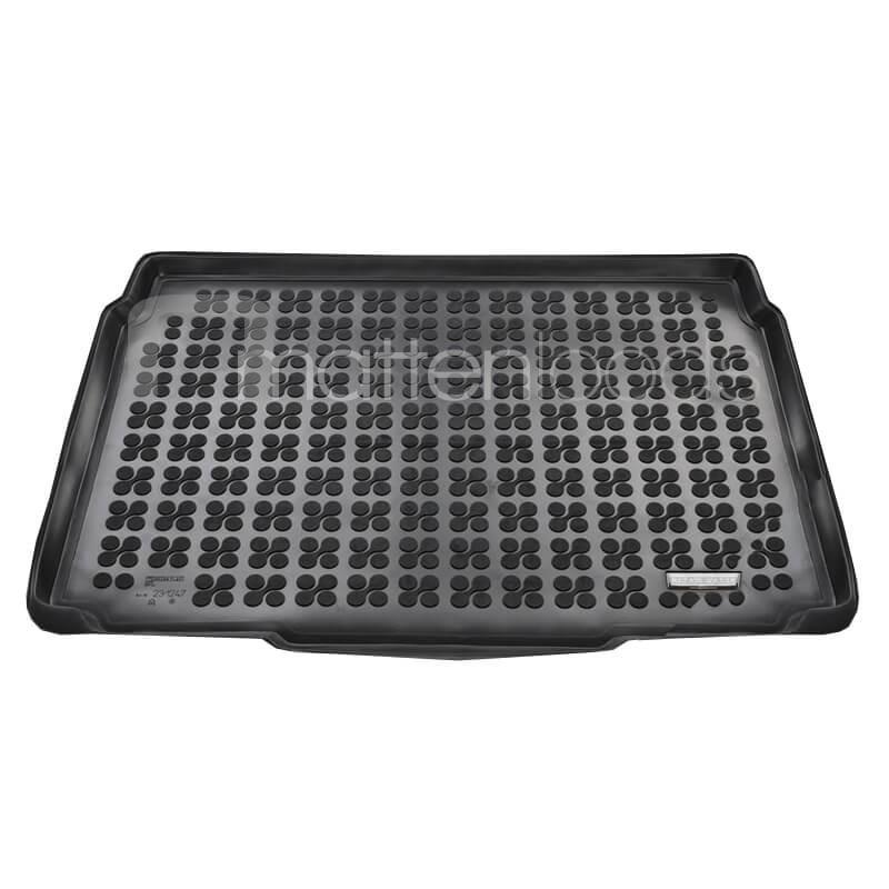 Rubber kofferbakmat Peugeot 2008 lage vloer 2019-heden