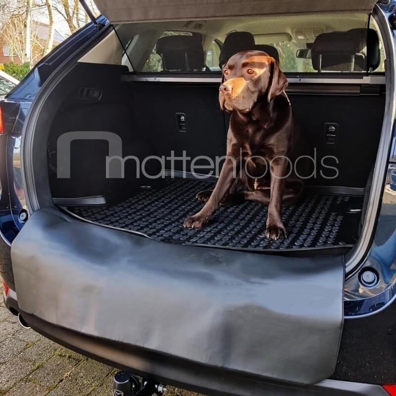 Bumper bescherm mat  | universeel | 100x70 centimeter | ideaal met honden
