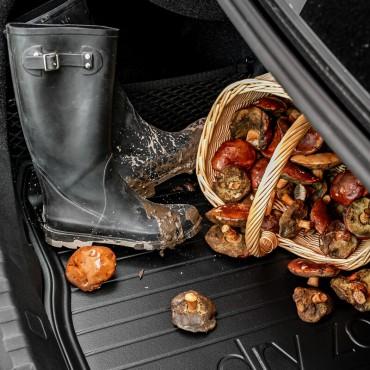 All Weather kofferbakmat Opel Karl (zonder optionele laadvloer) 2015-heden