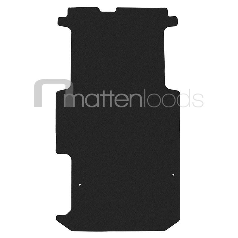 Laadvloermat rubber Opel Vivaro L2 verlengd L2 2001-2014