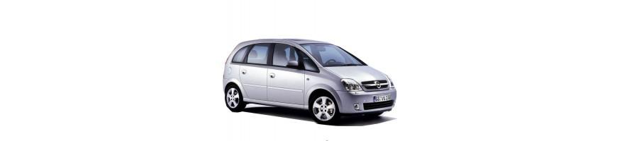 Automatten Opel Mera A | Rubber kofferbakmat Opel Mera A