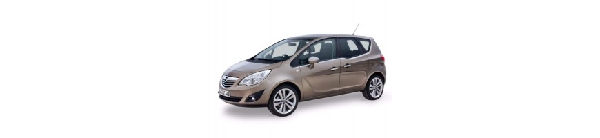 Automatten Opel Mera B | Rubber kofferbakmat Opel Mera B