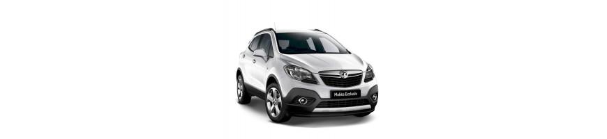 Automatten Opel Mokka | Rubber kofferbakmat Opel Mokka
