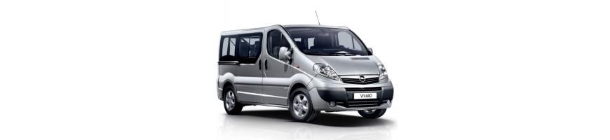 Rubber matten Opel Varo | Rubber kofferbakmat Opel Varo