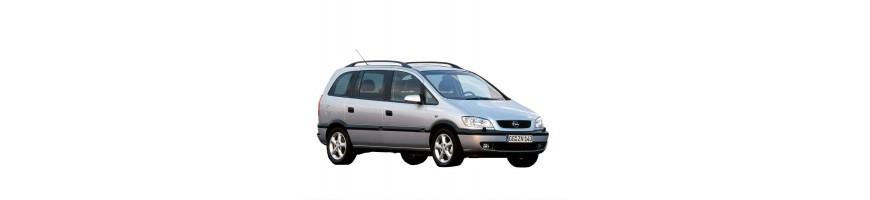 Automatten Opel Zafira A | Kofferbakmat Opel Zafira A