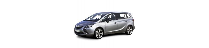 Automatten Opel Zafira C Tourer | Kofferbakmat Opel Zafira C Tourer