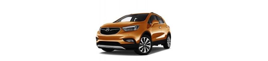 Automatten Opel Mokka X | Rubber kofferbakmat Opel Mokka X