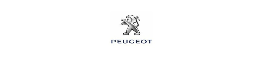 Automatten kopen Peugeot | Kofferbakmat Peugeot