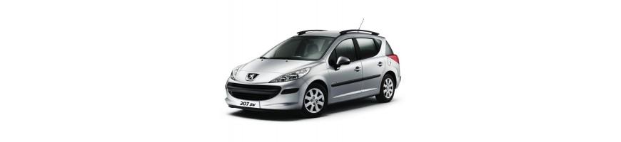 Rubber kofferbakmat Peugeot 207 [Automat Peugeot 207 kopen]