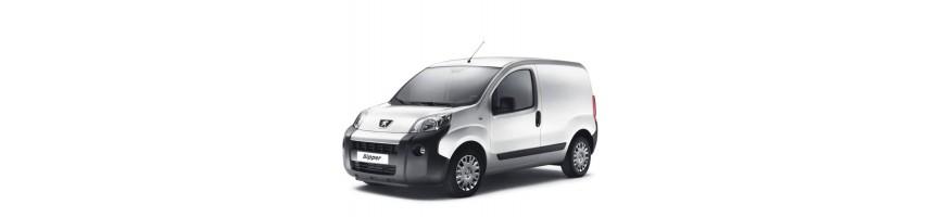 Automatten Peugeot Bipper voorset | Kofferbakmat Peugeot Bipper