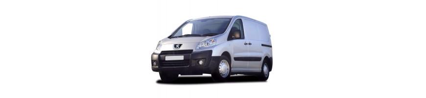 Rubber matten Peugeot Expert Bestelauto | Kofferbakmat Peugeot Expert