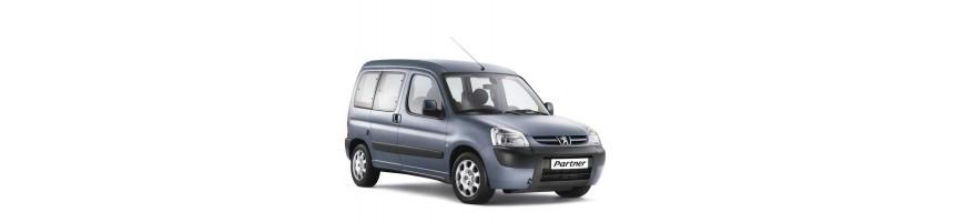 Automatten Peugeot Partner | Kofferbakmat Peugeot Partner
