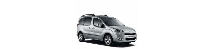 Rubber matten Peugeot Partner | Kofferbakmat Peugeot Partner