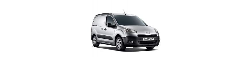 Matten Peugeot Partner Bestelauto   Kofferbakmat Peugeot Partner