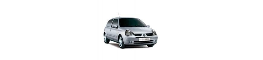 Automatten Renault Clio | Rubber kofferbakmat Renault Clio