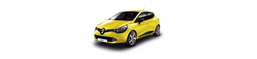 Rubber matten Renault Clio | Kofferbakmat Renault Clio