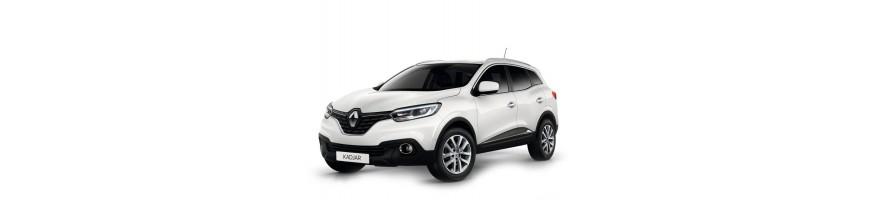 Automatten Renault Kadjar | Kofferbakmat Renault Kadjar