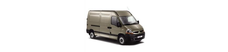 Matten Renault Master | Rubber kofferbakmat Renault Master