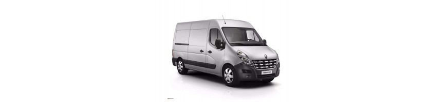 Automatten Renault Master | Kofferbakmat Renault Master