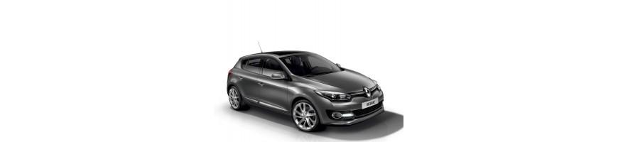 Rubber matten Renault MéganeI HB | Kofferbakmat Renault MéganeI HB