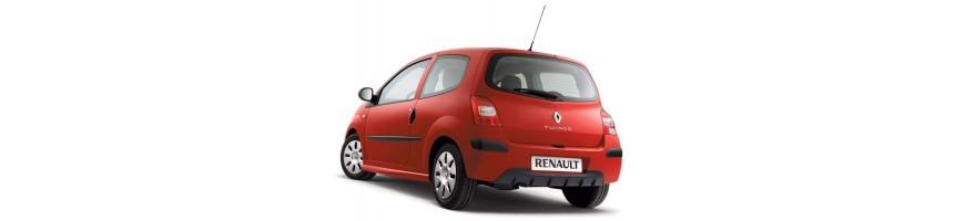 Automatten Renault Twingo | Kofferbakmat Renault Twingo