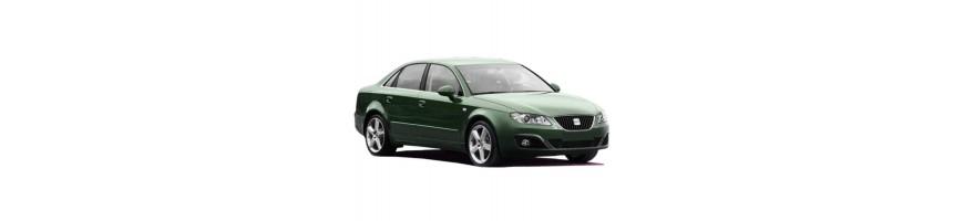Automatten Seat Exeo Sedan | Kofferbakmat Seat Exeo Sedan