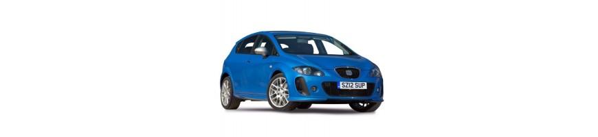 Rubber matten Seat Leon Hatchback | Kofferbakmat Seat Leon Hatchback