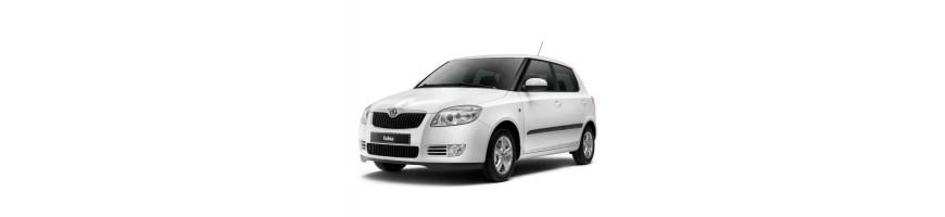 Vloermatten Skoda Fabia Hatchback | Kofferbakmat Skoda Fabia Hatchback