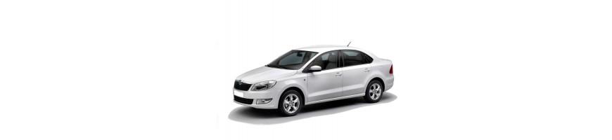 Automatten Skoda Rapid Hatchback | Kofferbakmat Skoda Rapid Hatchback