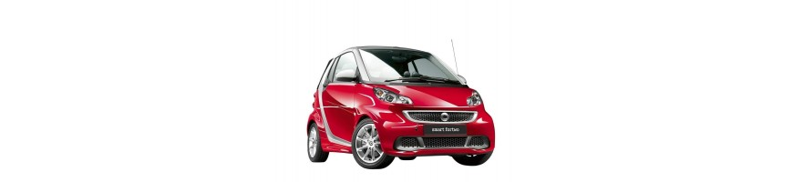 Kofferbakmat Smart Fortwo [Automat Smart Fortwo kopen]