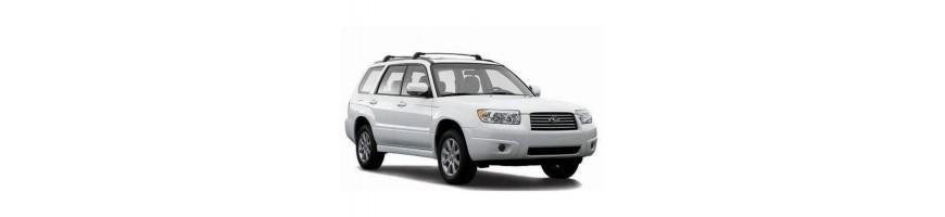 Rubber matten Subaru Forester | Kofferbakschaal Subaru Forester