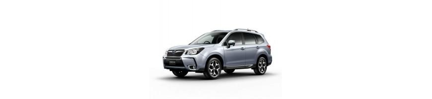Automatten Subaru Forester | Kofferbakmat Subaru Forester