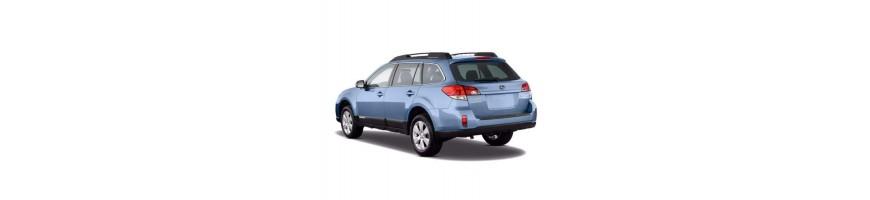 Rubber matten Subaru Outback | Kofferbakmat Subaru Outback
