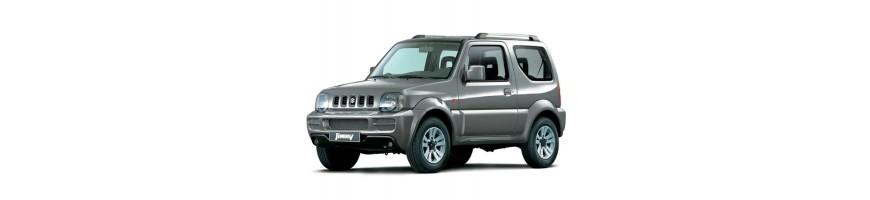 Automatten Suzuki Jimny | Rubber kofferbakmat Suzuki Jimny