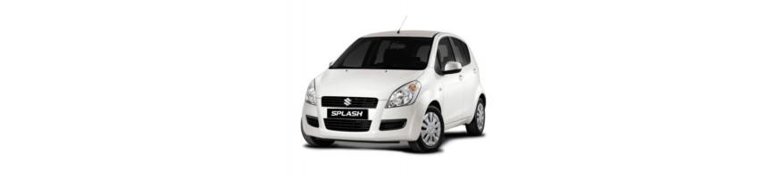 Automatten Suzuki Splash   Kofferbakmat Suzuki Splash