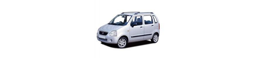 Automatten Suzuki Wagon R+ | Kofferbakmat Suzuki Wagon R+