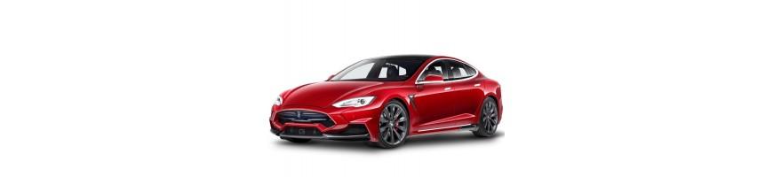 Automatten Tesla Model S | Kofferbakmat Tesla Model S
