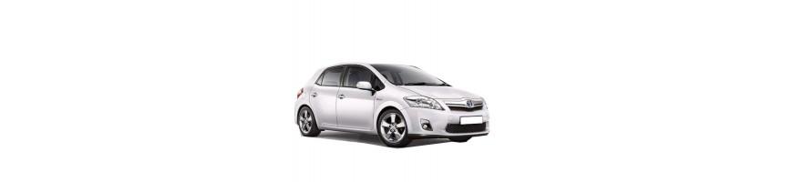 Automatten Toyota Auris I | Kofferbakmat Toyota Auris I